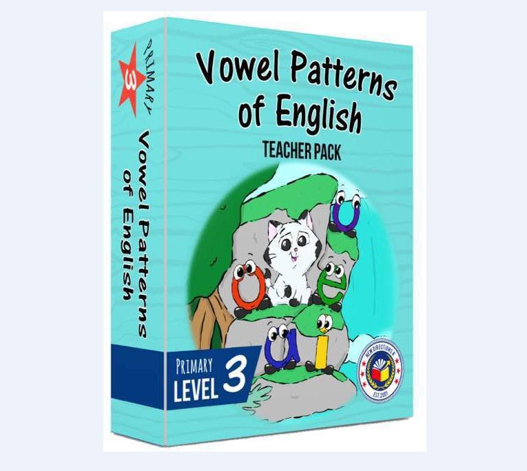 NDA KID美式少儿英语书本3