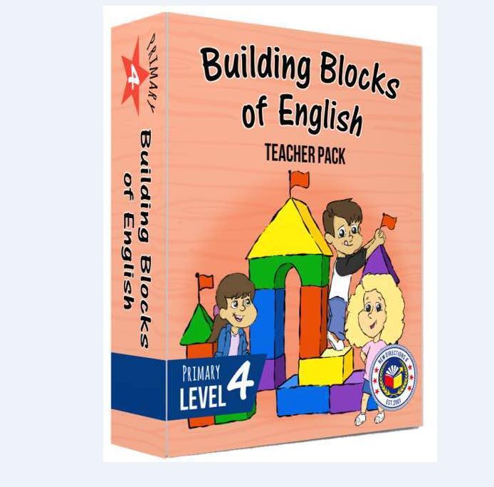 NDA KID美式少儿英语书本4