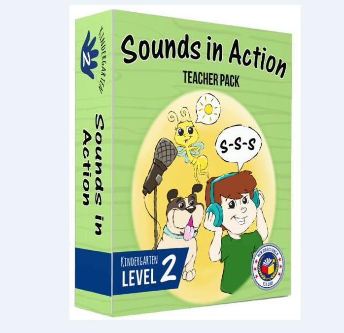 NDA KID美式少儿英语书本6
