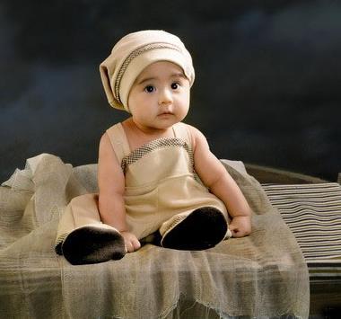 芳尼豆丁儿童摄影可爱宝宝