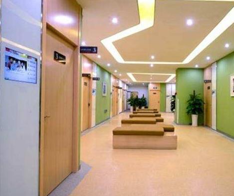 帼药阳光体检中心