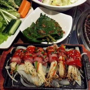 青松馆韩国料理