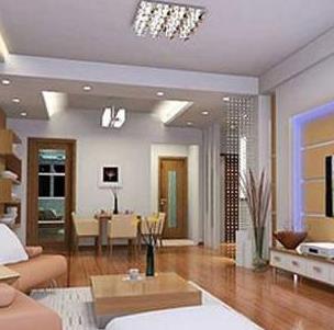 欢乐家园装饰客厅