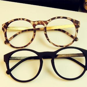 枠牌眼镜安全