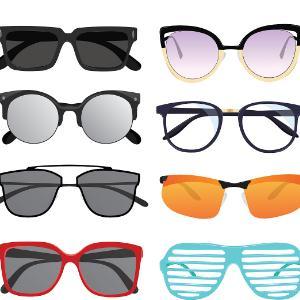 贝尔莎眼镜时尚