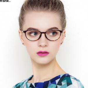 康视眼镜好看