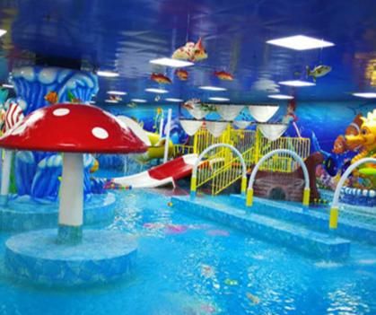 魚樂樂游泳館