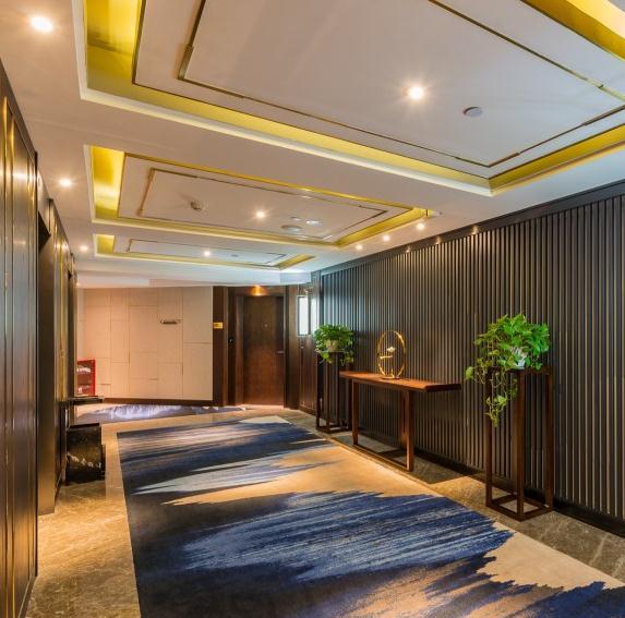 麗呈東谷酒店環境9