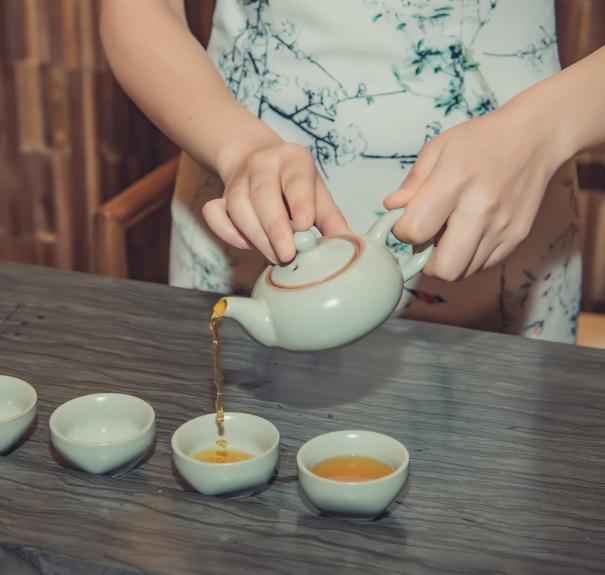 麗呈東谷酒店茶藝
