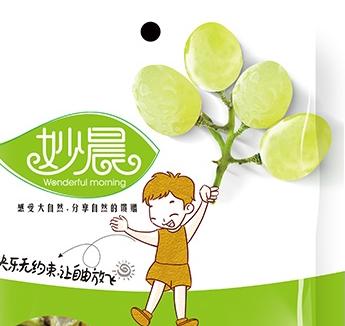 妙晨休闲食品银杏