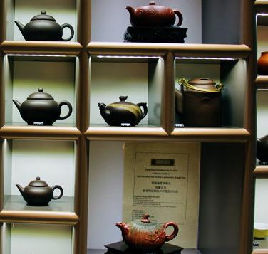 创名茶楼道具