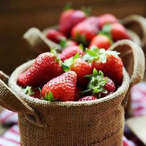 悅豐工貿速凍草莓