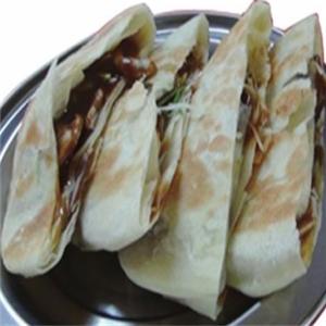 张惠建熏肉大饼