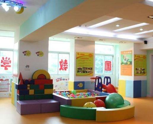华夏爱婴教室设计