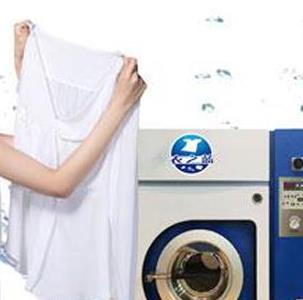 优萨干洗设备洁白