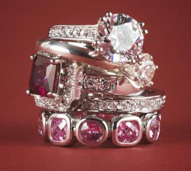 浙的珠宝红宝石
