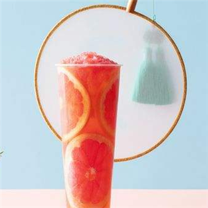 雪乃坊饮品红柚茶