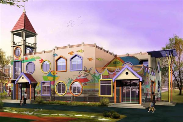京华和木幼儿园校园