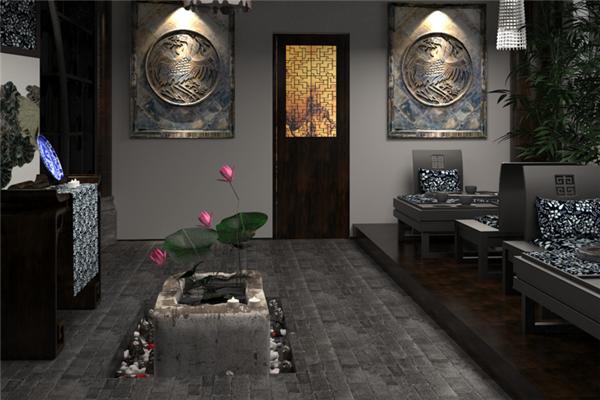 创名茶楼中式风格