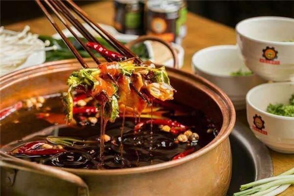 川之香串串火锅辣椒