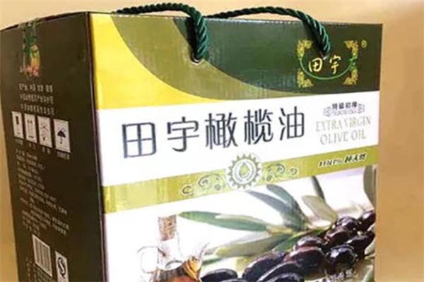 田宇橄榄油盒装