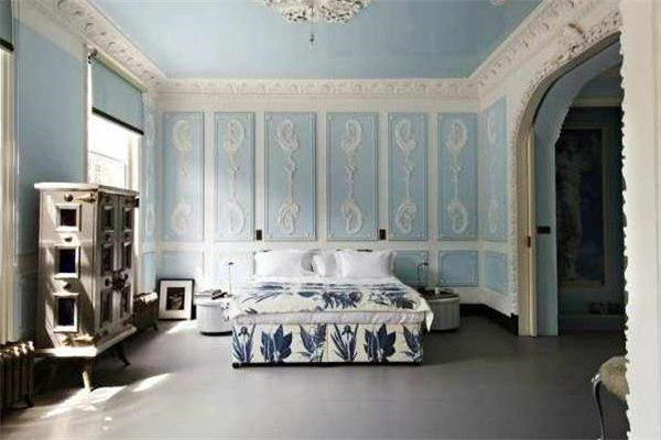 福馨之家卧室