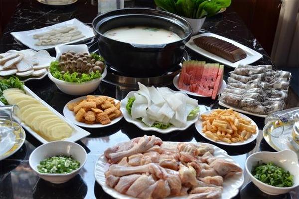 川竹火锅套餐