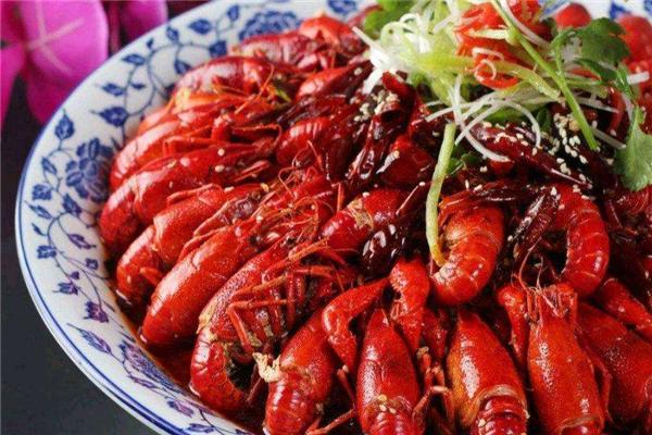 滋味小龙虾鲜美