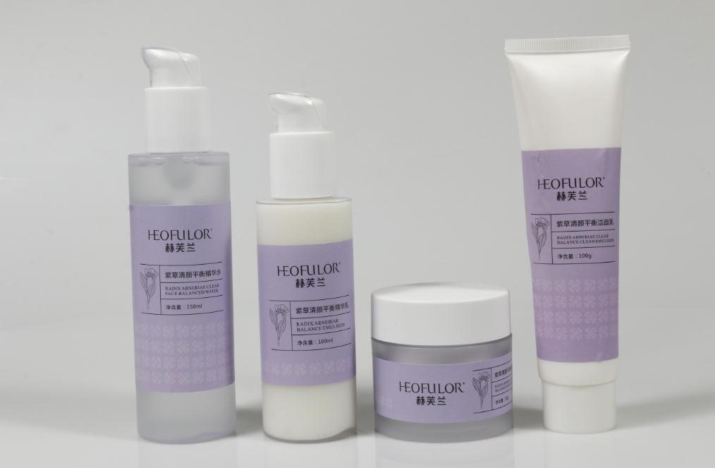 赫芙兰肌肤管理产品