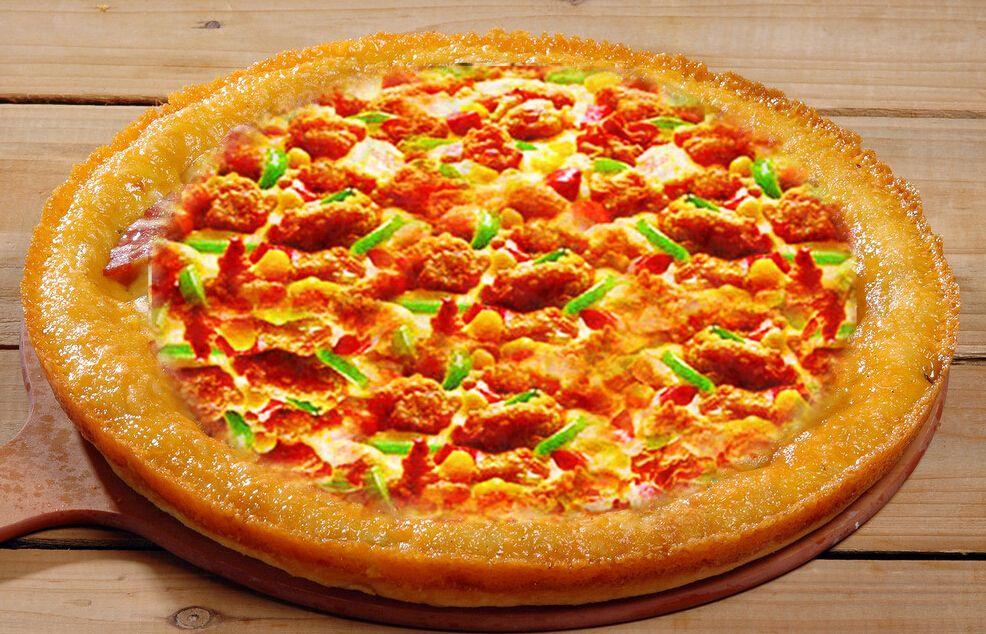 拉丝维斯披萨加盟