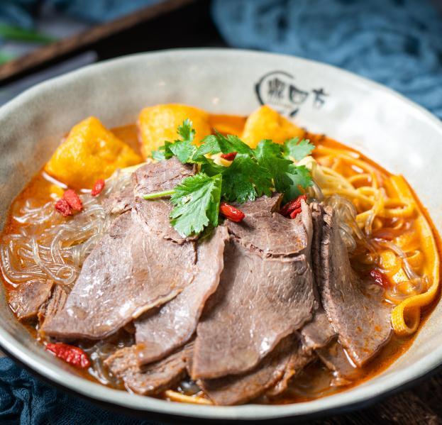 鼎四方鲜牛肉大骨汤产品6
