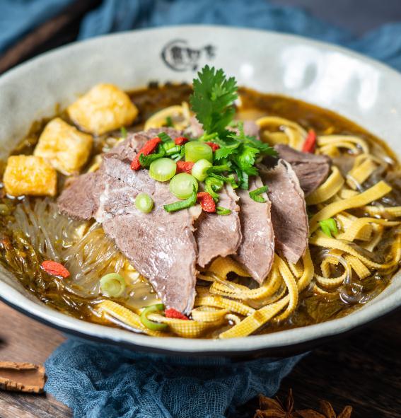 鼎四方鲜牛肉大骨汤产品7