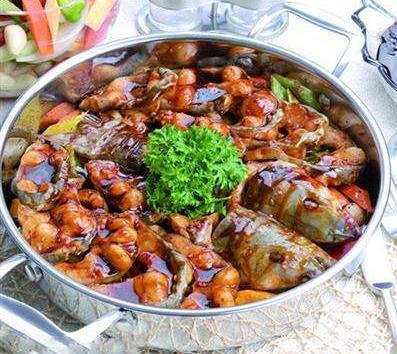 河上皇三汁燜鍋