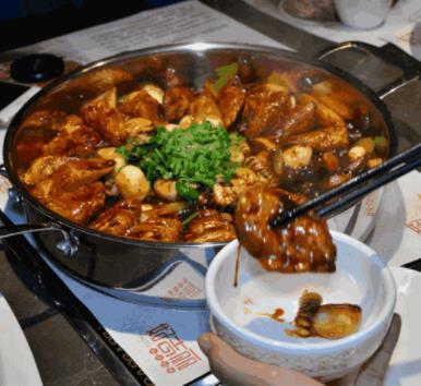 高家掌厨焖锅米饭