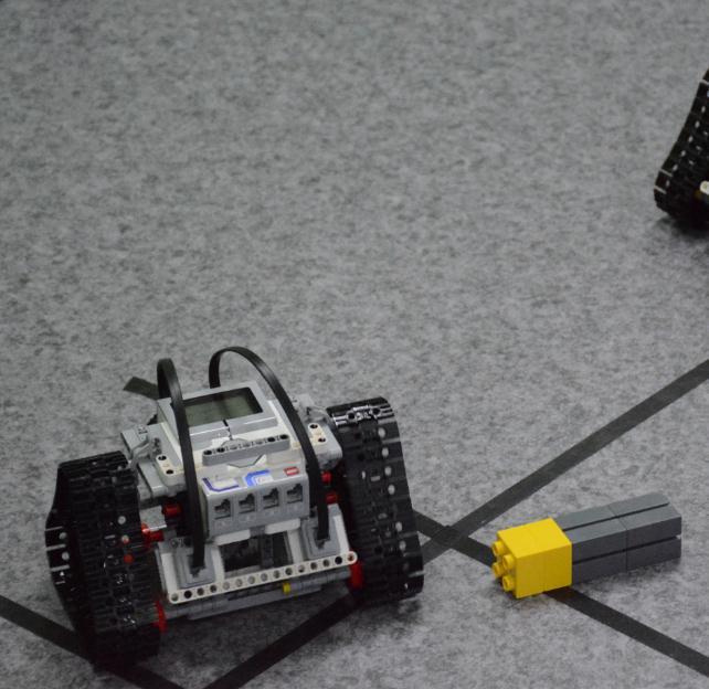 蓝云之鹰机器人教育产品2