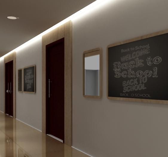 山香教育环境6