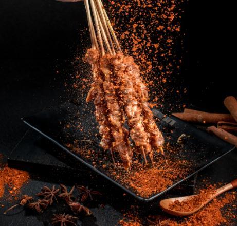 心里海匠烤秋刀鱼食物3