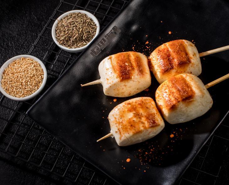 心里海匠烤秋刀鱼食物8