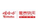 娃哈哈健康生活馆品牌logo