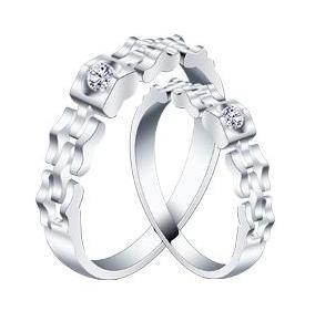 何仿珠宝戒指