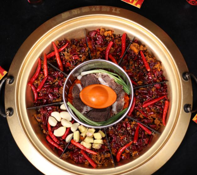 九格红老火锅产品8