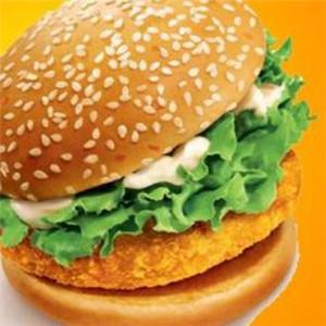 麦好乐炸鸡汉堡鸡腿堡