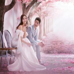 视觉婚纱摄影加盟
