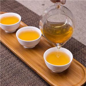 兴海普洱茶香浓