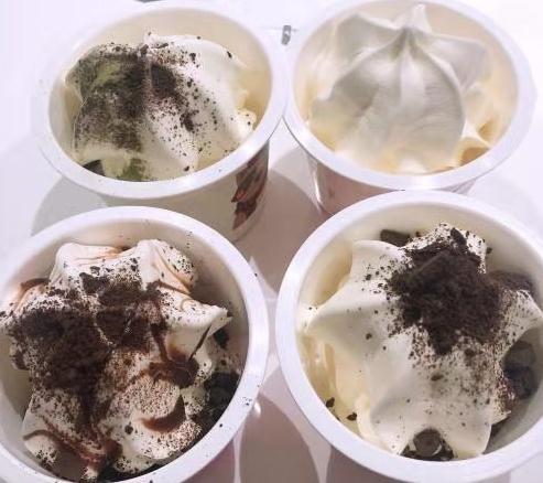 优味冰淇淋机产品