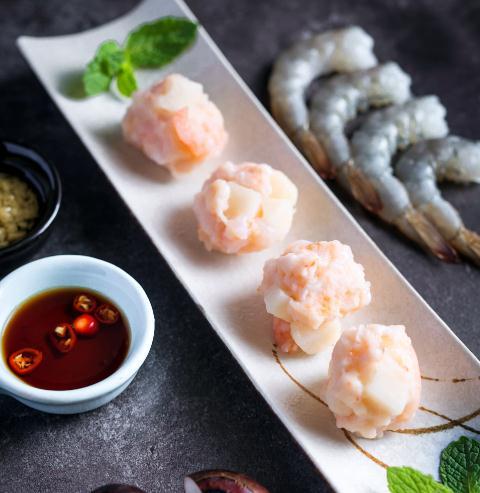 比呐食手打虾滑产品4