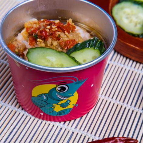 比呐食手打虾滑产品7