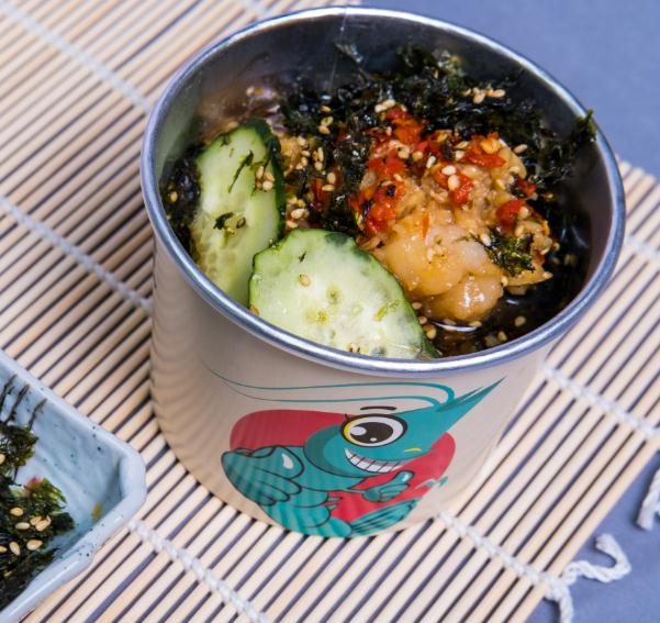 比呐食手打虾滑产品9