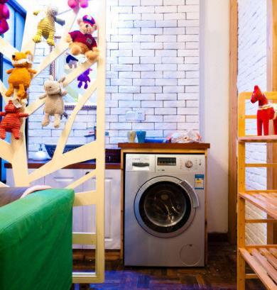 斑斓家民宿洗衣房