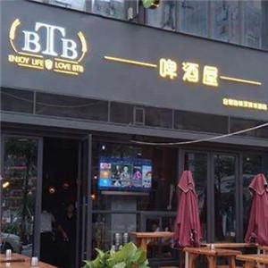 BTB精酿啤酒屋店面
